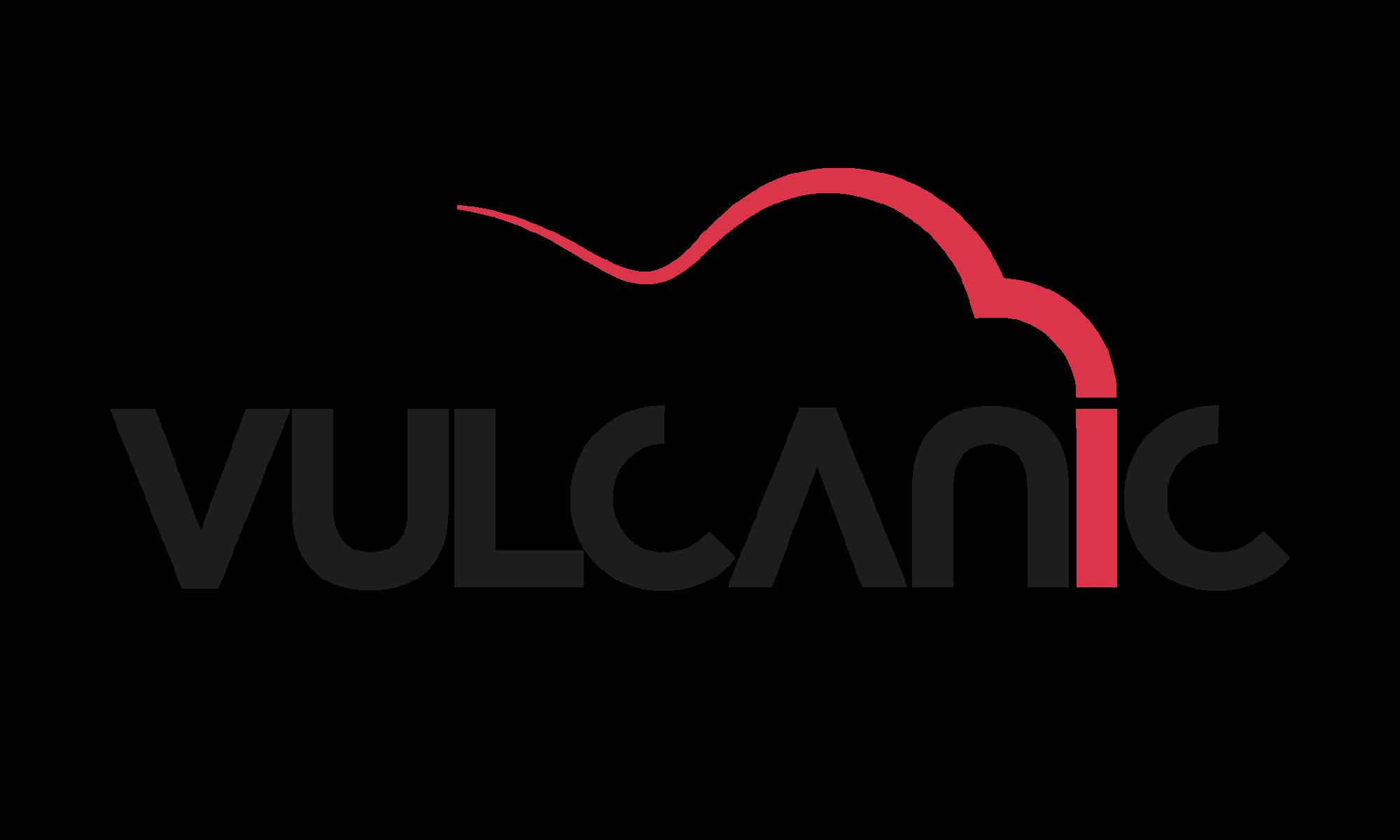 Logo Vulcanic - incubatole d'impresa a Catania