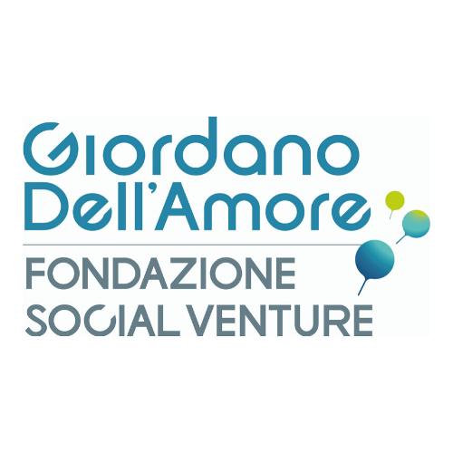 logo fondazione giordano dell'amore social venture