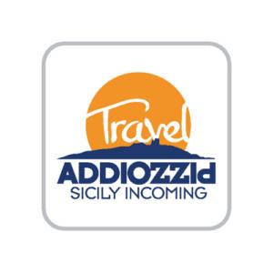 Addio Pizzo Travel logo